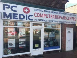 PC Medic Repair Centre, Clipstone, Mansfield