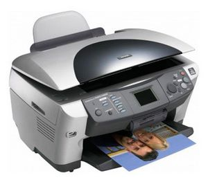 Epson Stylus Photo RX600 Compatible Ink