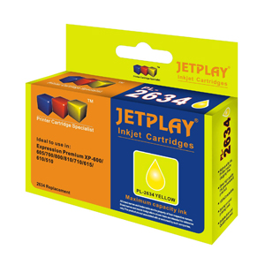 Epson Yellow T2634 Compatible Ink