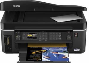 Epson Stylus Office BX600