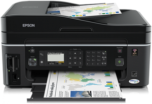 Epson Stylus Office BX610 Compatible Ink