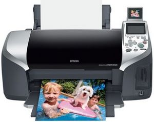 Epson Stylus Photo R320 Compatible Ink
