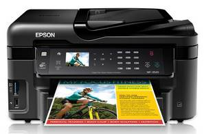 Epson Workforce WF3520 Compatible Ink