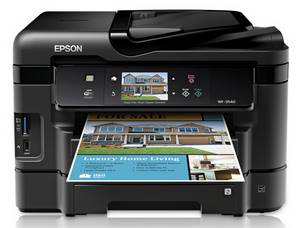Epson Workforce WF3540 Compatible Ink