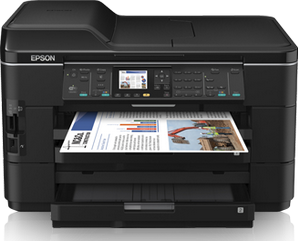 Epson Workforce WF7525 Compatible Ink